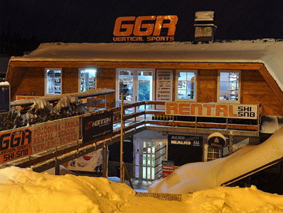GGR Vertical Sports, Harrachov